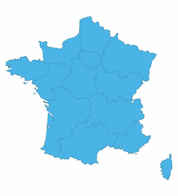 carte france metéo